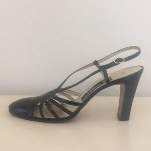 GIVENCHY!! Patten Leather Shoes Size81/2